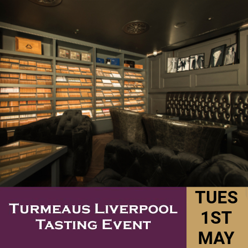 Turmeaus Liverpool Whisky & Cigar Tasting Event - 1/5/18