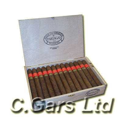 Partagas Serie D No. 1 Limited Edition Maduro - Box 25s
