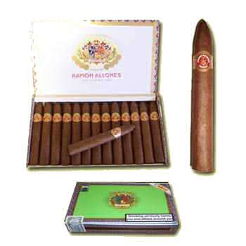 Ramon Allones Belicosos Cigars UK regional edition