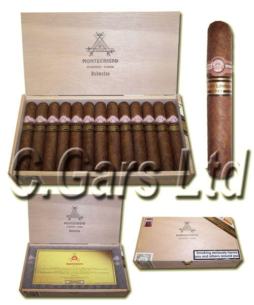 Montecristo Robusto (SBN) Limited Edition Cuban Cigar