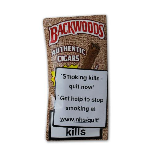 Backwoods Brown - Pack of 5 Cigars
