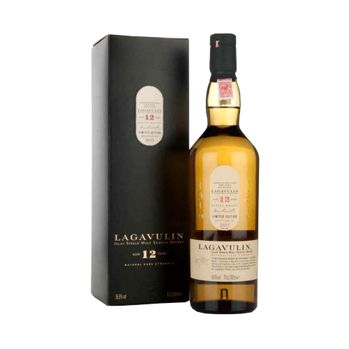 Lagavulin 12 Year Old 2016 Special Release Whisky - 70cl 57.2%