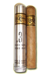 Don Ramos Tubed No. 3 Cigar - Box of 10