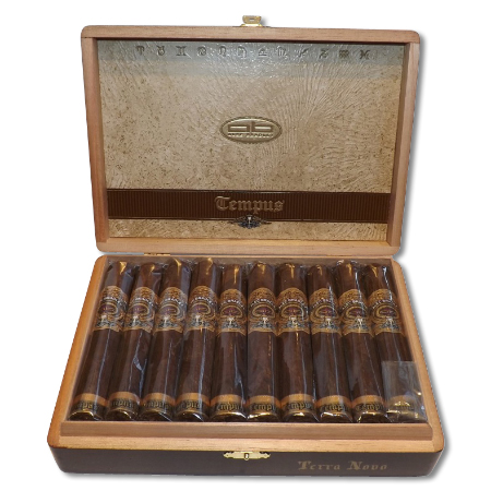 Alec Bradley - Tempus Terra Novo Natural Cigar - Box of 20