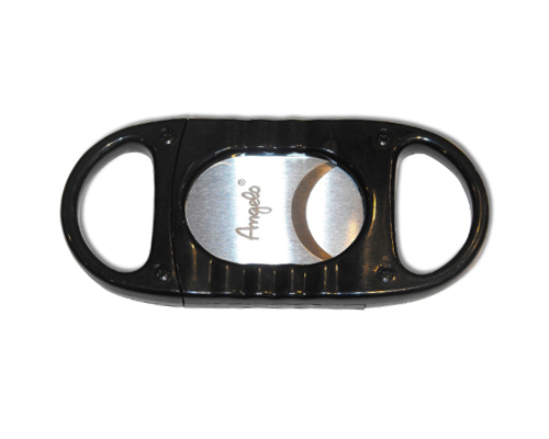 Angelo Ribbed Cigar Cutter – Large 64 ring gauge