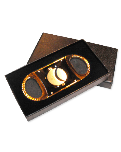 Angelo - 66 Ring Gauge Cigar Cutter – Gold