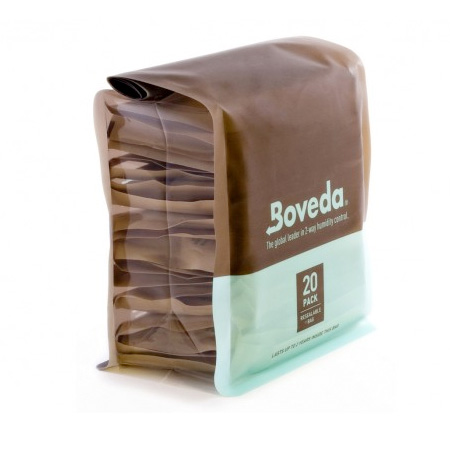 Boveda Humidifier – 60g – 69% RH - Multipack of 20