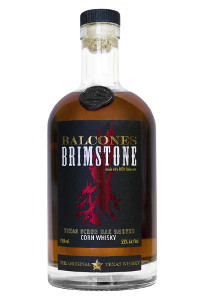 Balcones Brimstone Whisky - 75cl 53%