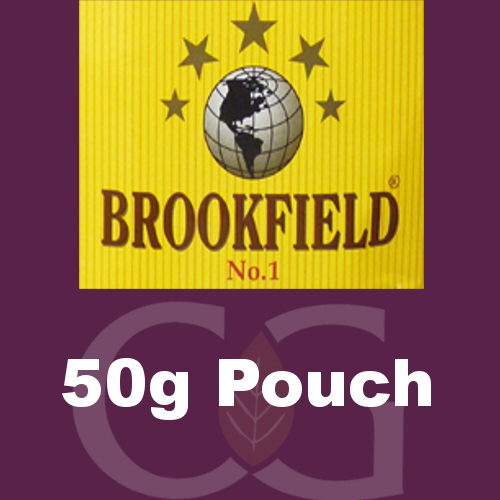 Brookfield Pipe Tobacco 50g Pouch