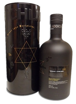 Bruichladdich 1990 23 Year Old Black Art Edition 04.1 Whisky - 70cl 49.2%