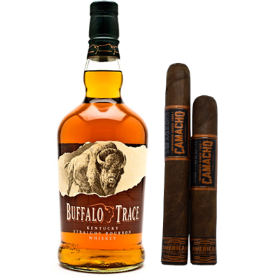 Bourbon Whisky and Cigars Halloween Pairing