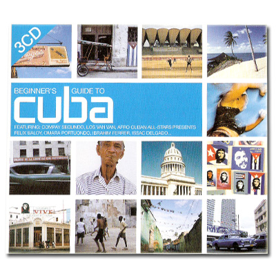 Beginner\'s Guide to Cuba - 3 CD Box Set