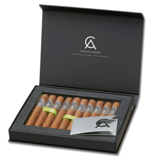 Carlos Andre Petit Corona Cigar - Box of 10