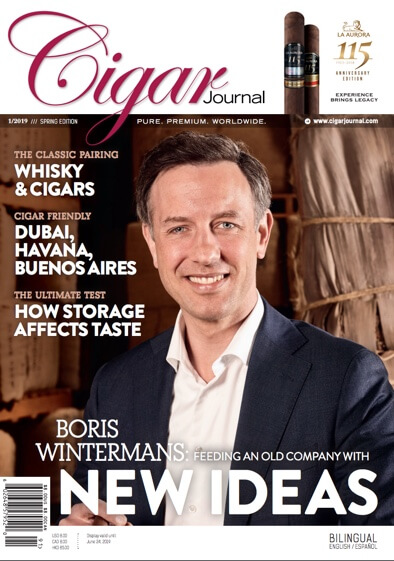 Cigar Journal - Spring Edition 2019
