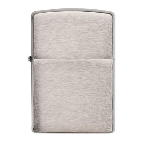 Zippo - Brushed Chrome Regular - Windproof Lighter