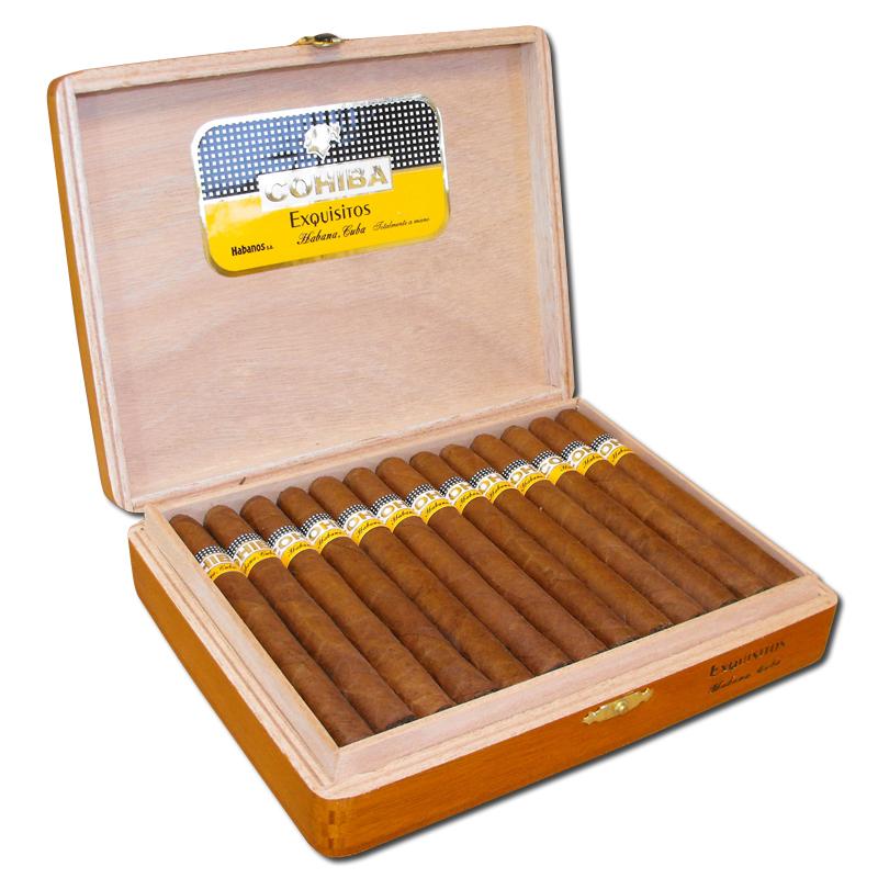 Cohiba Exquisitos Cigar - Box of 25