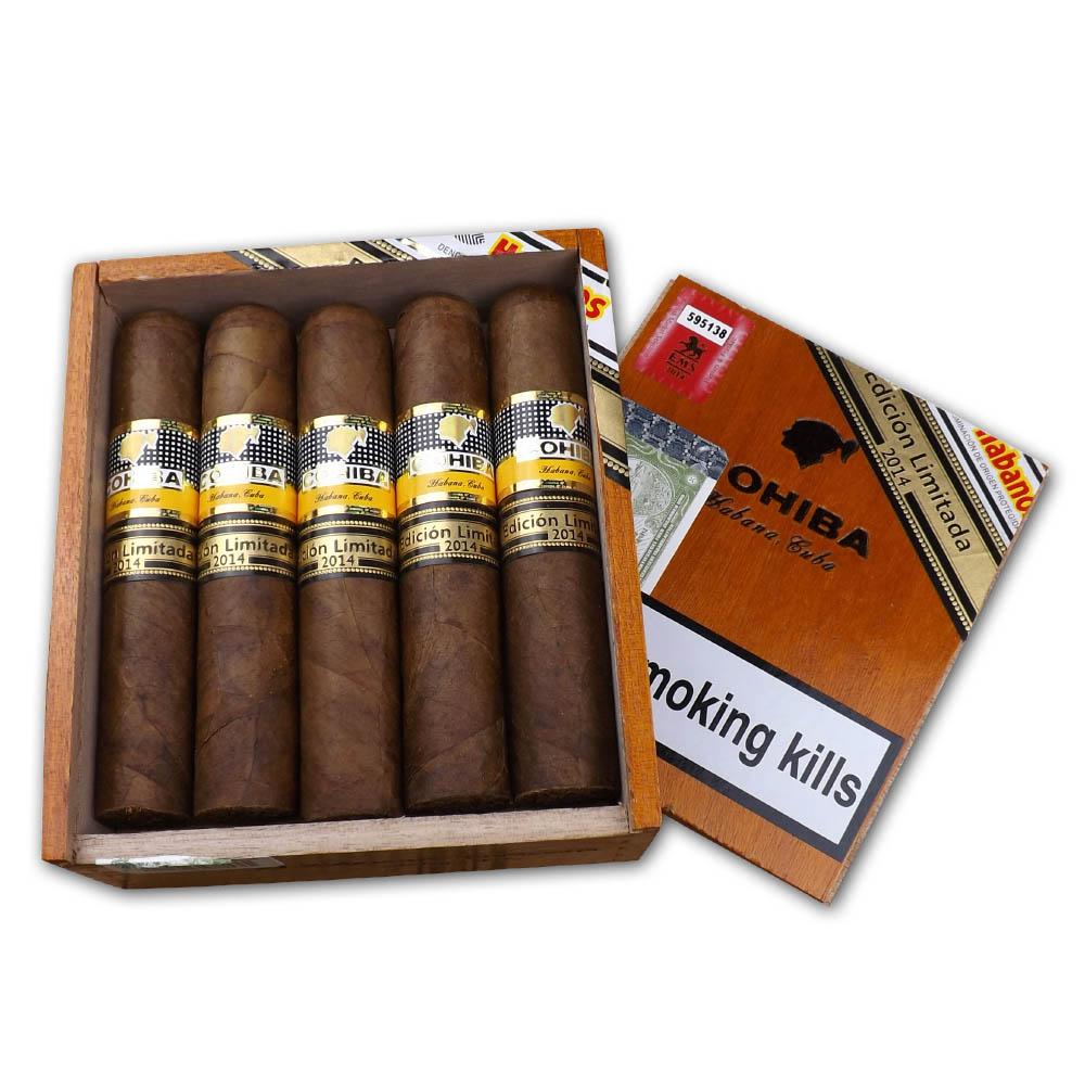 Cohiba Robusto Supremos Cigar (Limited Edition 2014) - Box ...
