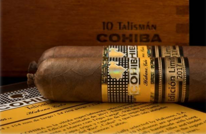 Cohiba Talisman Cigar (Limited Edition 2017) Box of 10