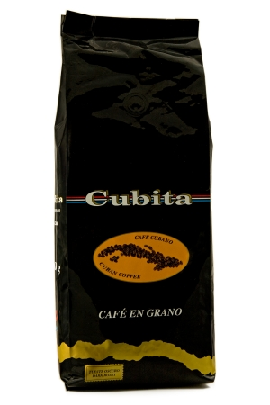 Cubita Cuban Coffee Roasted Beans - 1 Kilo