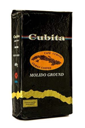 Cubita Cuban Coffee Roasted and Ground - 460 Grams