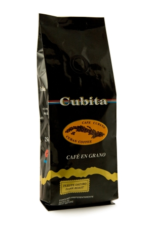 Cubita Cuban Coffee Roasted Beans - 250 Gram