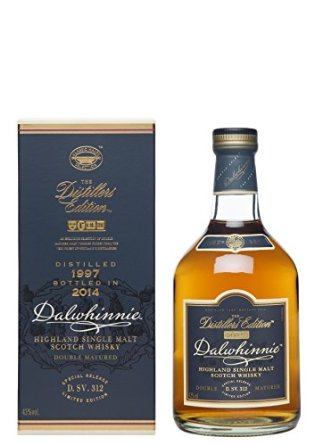 Dalwhinnie 1997 Distillers Edition (bottled 2014) Oloroso Cask Finish - 70cl, 43