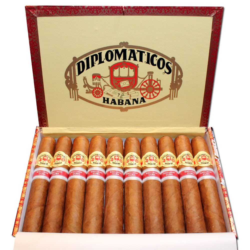 Diplomaticos Excelencia Cigar Cuba Regional Edition 2015