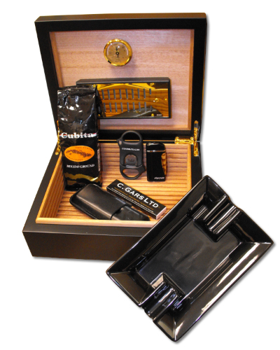 C.Gars Ltd Essential Gift Set – Black as Night