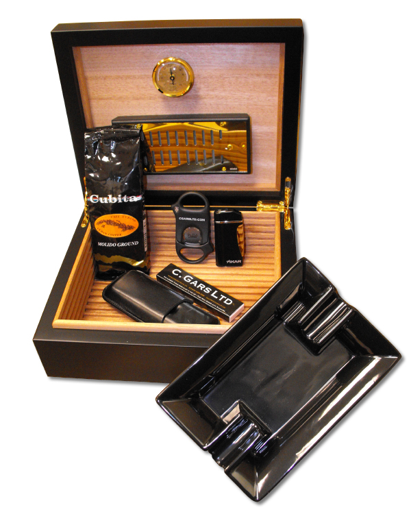Black As Night: Fathers Day Essential Gift Set