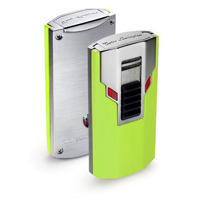 Lamborghini Estremo Green Torch Lighter