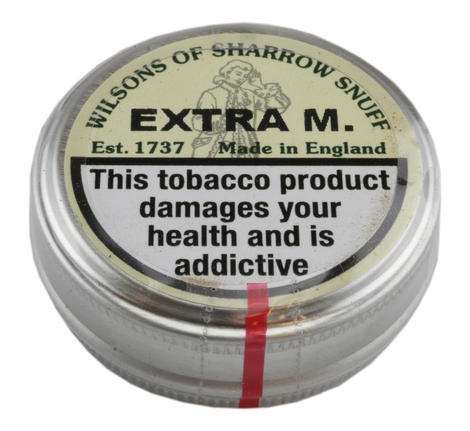 Wilsons of Sharrow - Extra M. - Medium Tin - 10g