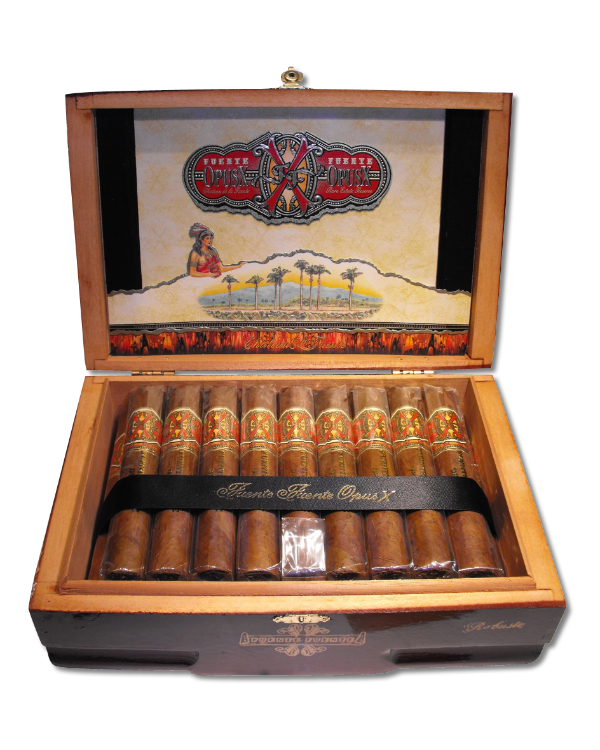 Arturo Fuente Opus X Robusto Cigar Box Of 29