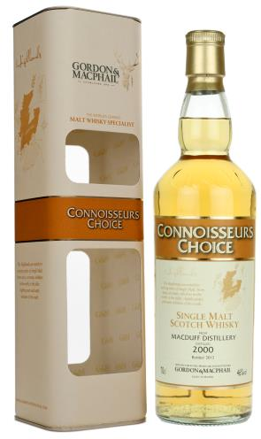 Macduff 2000 Connoisseurss Choice Single Malt Scotch Whisky - 70cl 46%