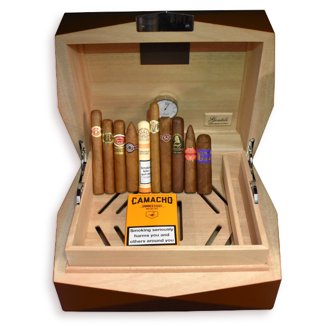 Gentili Emilio Cigar Sampler - 16 Cigars