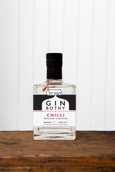 Gin Bothy Chilli Gin Liqueur - 50cl 20%