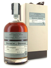 Glenugie 30 Year Old 1980 (Deoch an Doras) Whisky - 70cl 52.1%