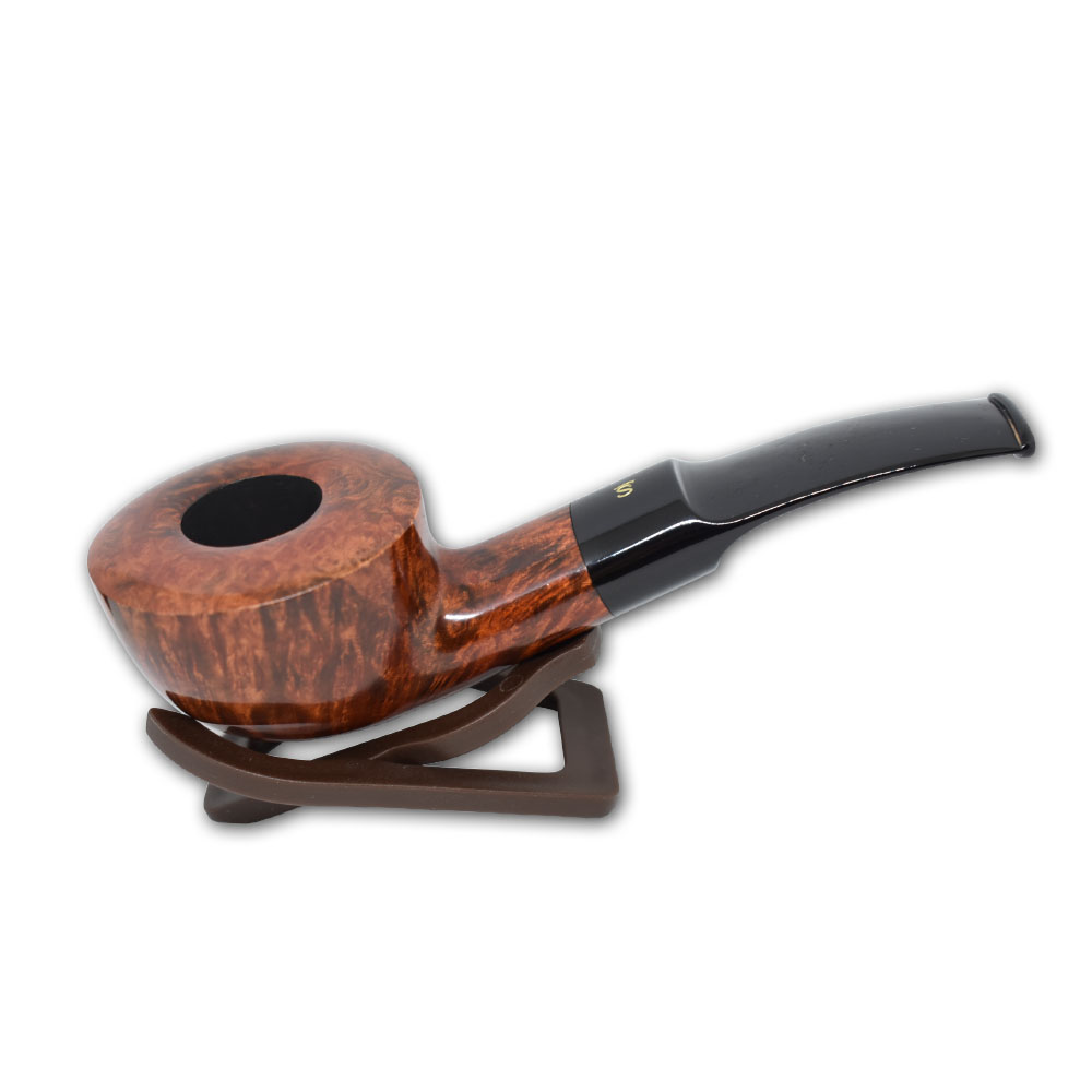 Stanwell Royal Guard Brown Polished Model 95 9mm Filter Pipe HC107