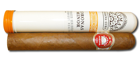 H. Upmann Coronas Minor Tubed Cigar - 1 Single