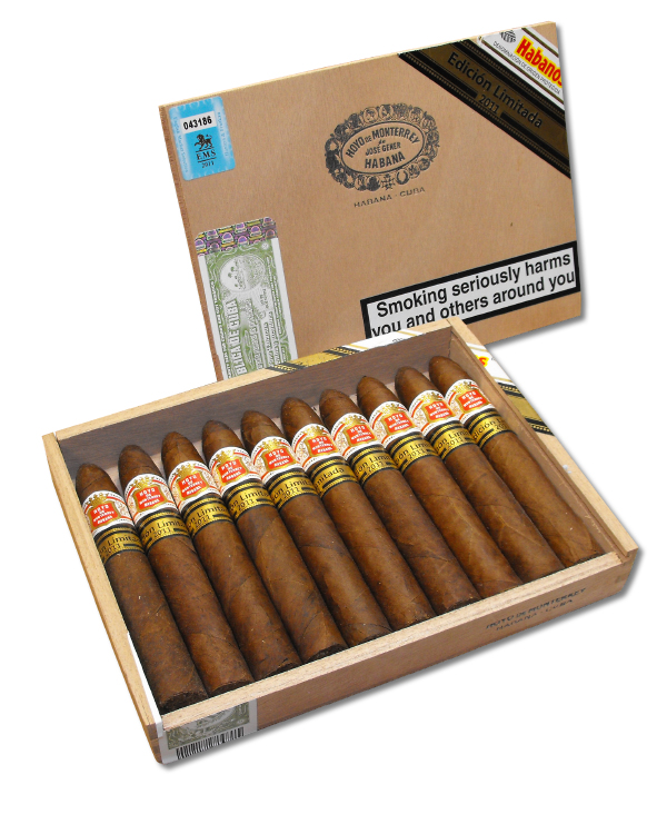 Hoyo Short Hoyo Piramides Limited Edition Cuban Cigar