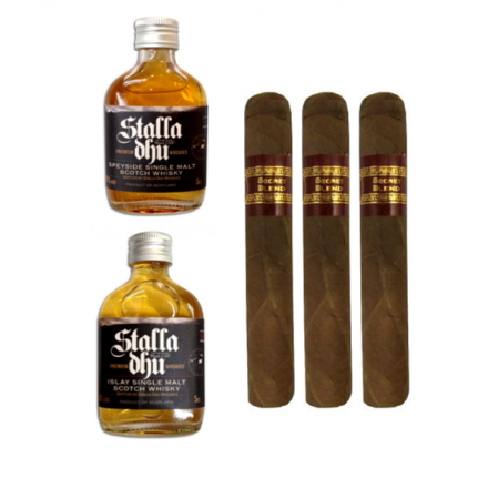 Inka Red Robusto and Stalla Dhu Mini Sampler - 3 Cigars