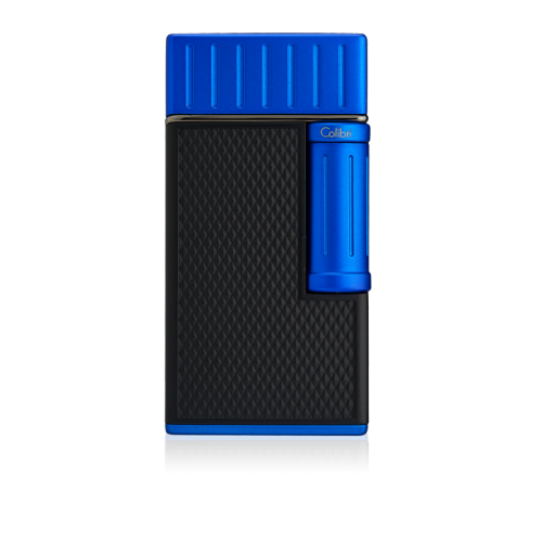 Colibri Julius Classic Double-flame Cigar Lighter - Blue