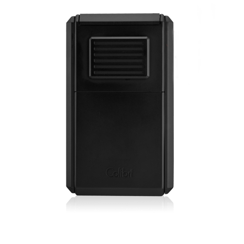 Colibri Astoria Triple Jet Flame Lighter - Matt Black (End of Line)