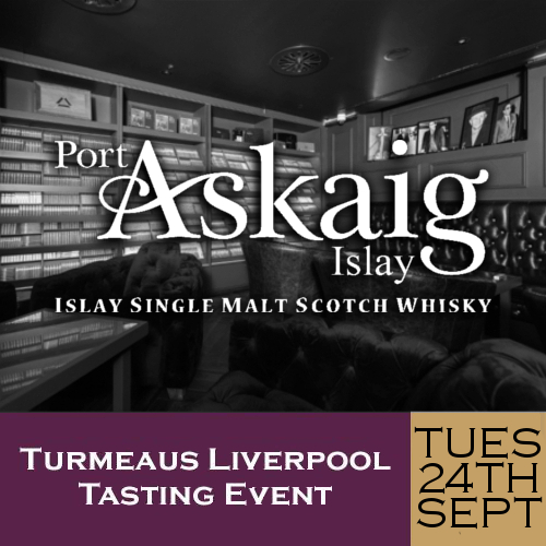 Turmeaus Liverpool Cigar and Whisky Tasting Event 24/09/19