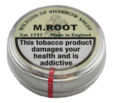 Wilsons of Sharrow - M. Root - Medium Tin - 10g