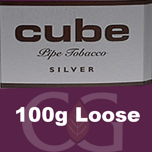 Mac Baren Cube Pipe Tobacco 0100g Loose