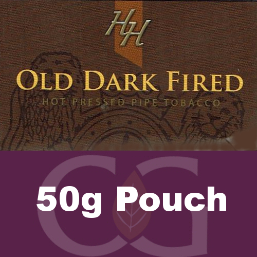 Mac Baren HH Old Dark Fired Pipe Tobacco 050g Pouch