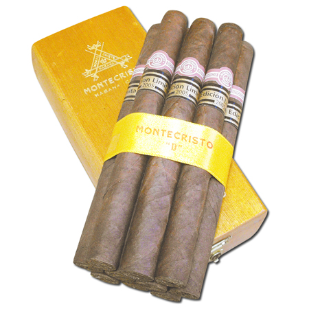 Montecristo D (3-4-3) Limited Edition Cuban Cigar