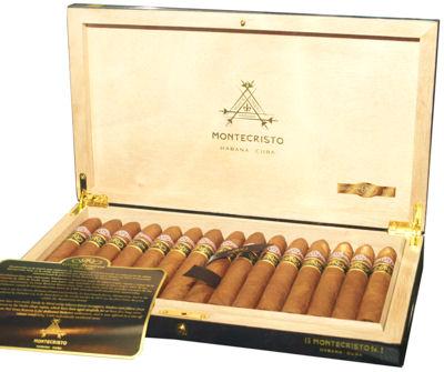 Montecristo No. 2 Gran Reserva Cosecha 2005 - Box of 15 LIMITED AVAILABILITY