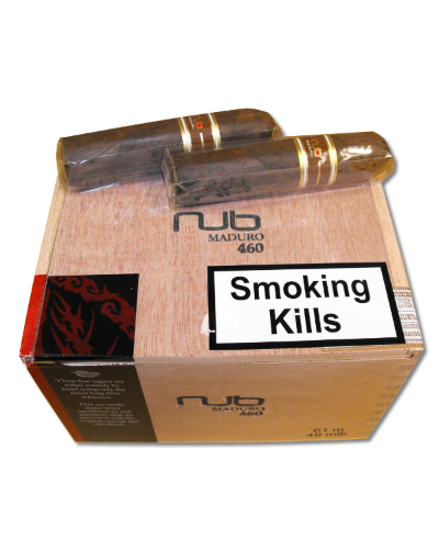NUB Maduro 460 Cigar - Box of 24