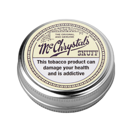 McChrystal\'s Original & Genuine - Small Tin - 4.5g